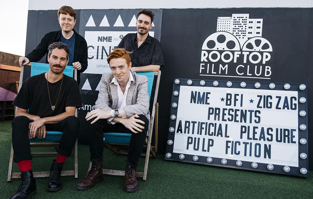 Artificial Pleasure at Cinejam