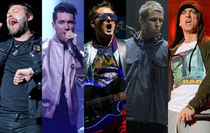 Kasabian, Bastille, Muse, Liam Gallagher and Eminem are all set to play Reading & Leeds Festival this weekend