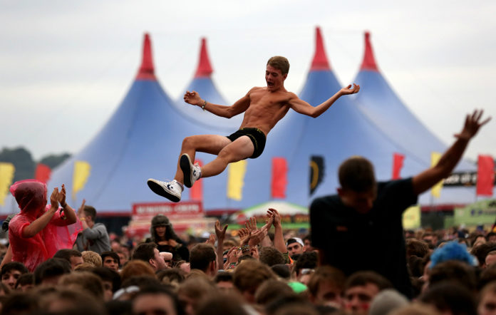 Reading & Leeds Festival takes place this weekend