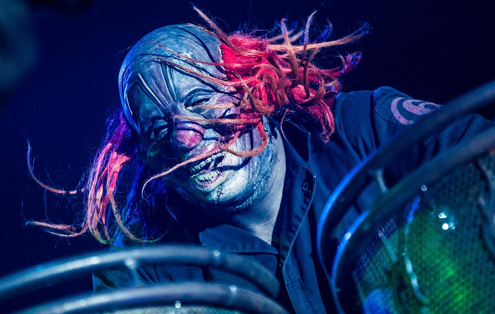 Clown in Slipknot