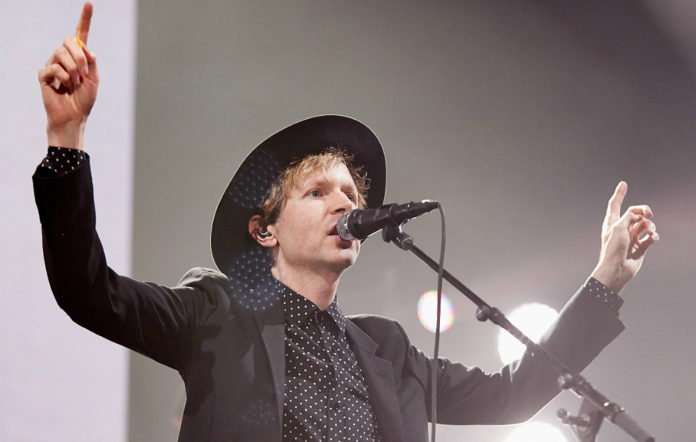 Beck live at The O2 Academy Academy in Brixton