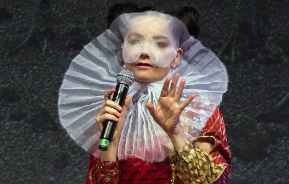 Björk new album