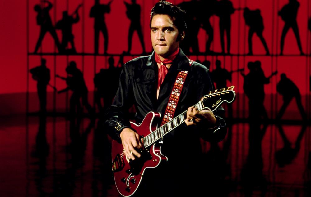 Elvis Presley's 1968 Comeback Special