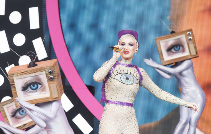 Katy Perry 'Witness' world tour