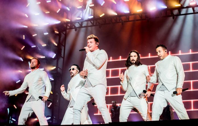 Backstreet Boys Diplo