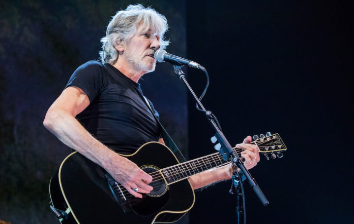 Roger Waters anti-Trump