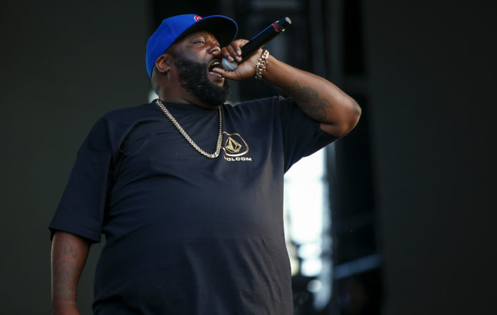 Killer Mike anti-Confederate