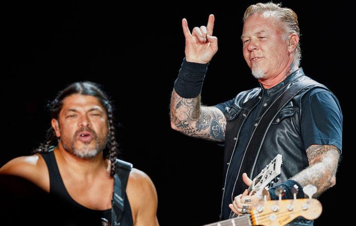 Metallica producer