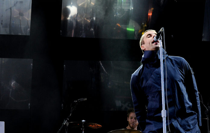 Liam Gallagher has announced a massive UK and Ireland arena tour