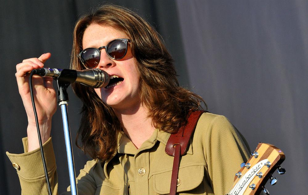 Blossoms' singer Tom Ogden