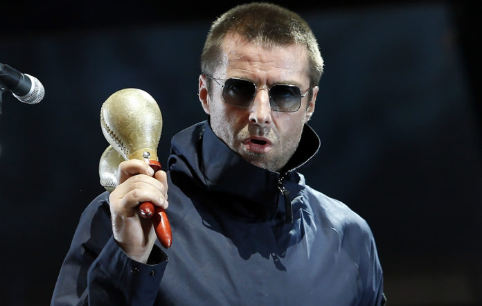 Liam Gallagher at Reading Festival 2017