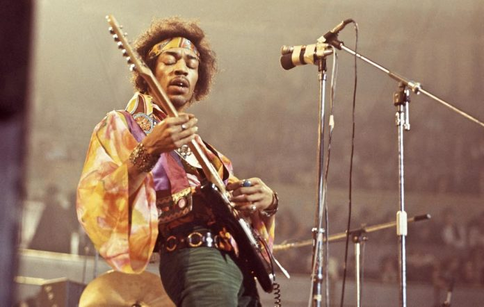 Jimi Hendrix note