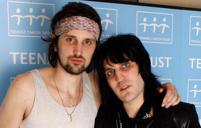 Serge Pizzorno and Noel Fielding