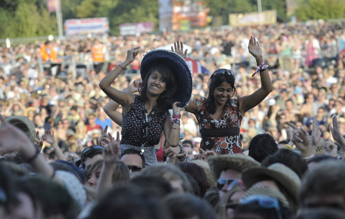 It's nearly time for V Festival 2017