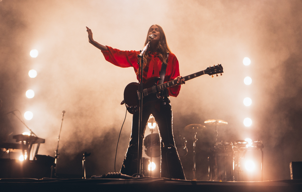 It's impossible not to have a good time at a HAIM headline set at the NME/Radio One stage