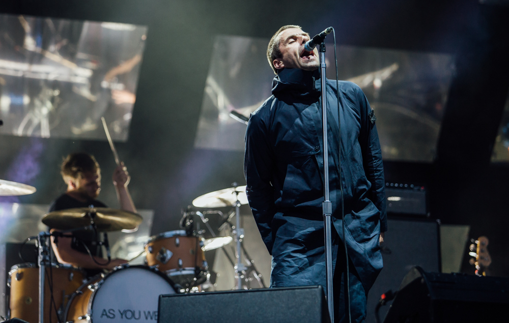 Liam Gallagher brought an epic smattering of Oasis classics to Leeds - plus a taster of his debut solo album 'As You Were'