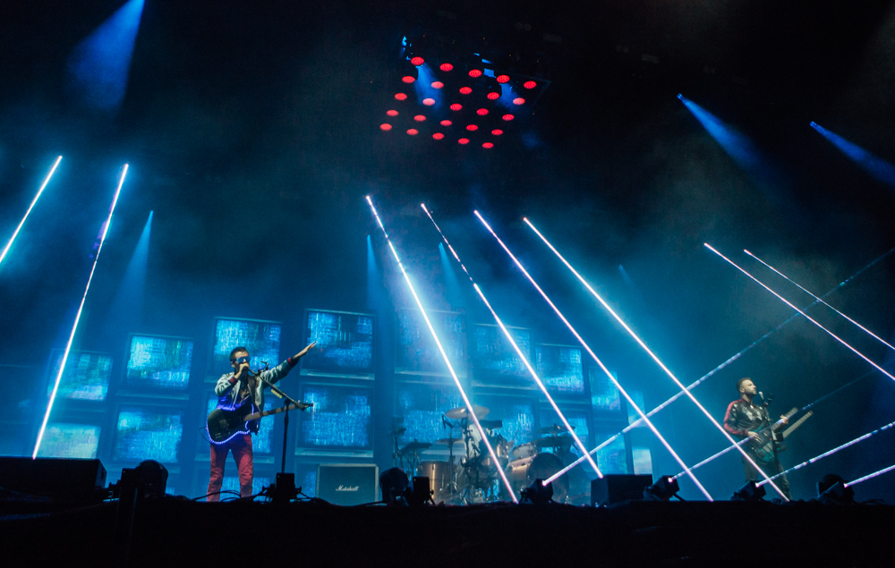 No one puts on a live show quite like Muse