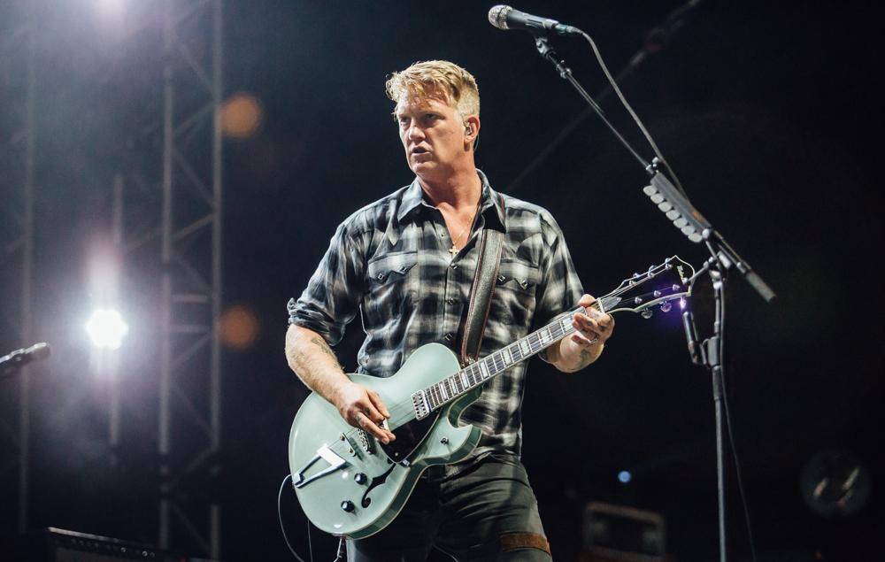Queens Of The Stone Age at Leeds Festival 2017