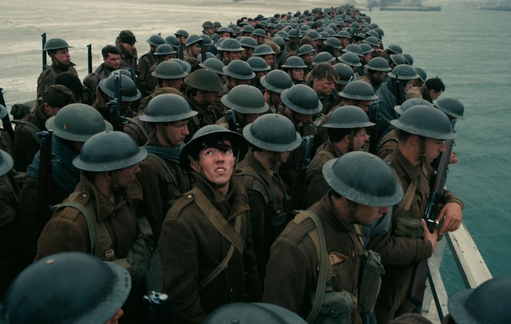 Dunkirk script