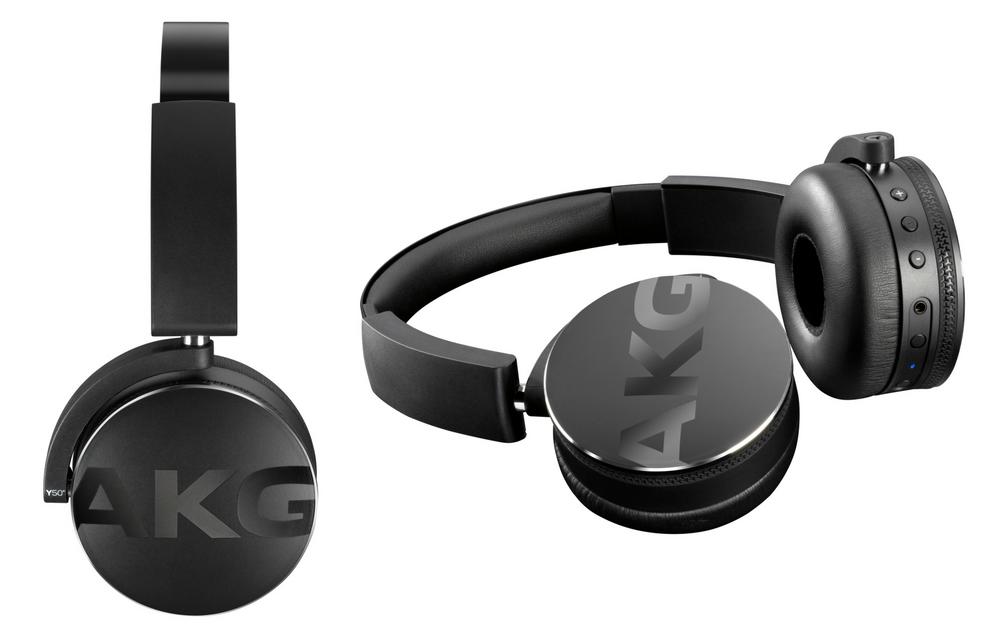AKG Y50BT wireless bluetooth headphones