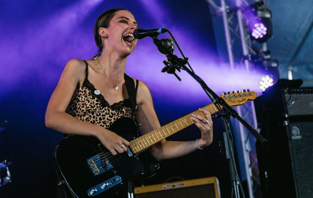Wolf Alice delivered a secret set at Reading on Saturday morning that acted as the ultimate hangover cure