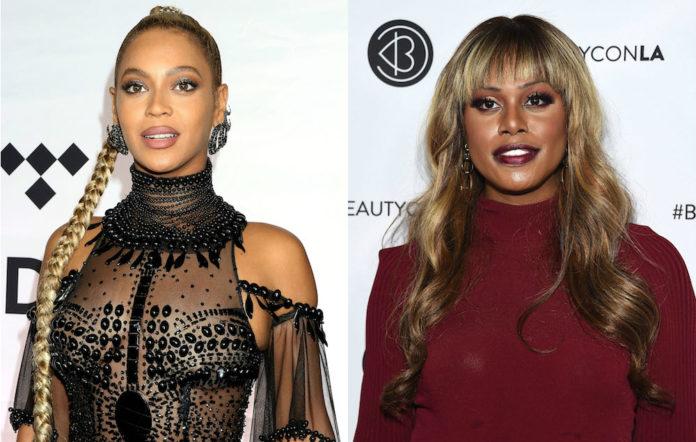 Beyoncé Laverne Cox