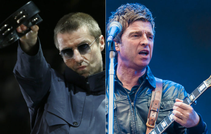 Liam and Noel Gallagher are releasing their solo albums very close together