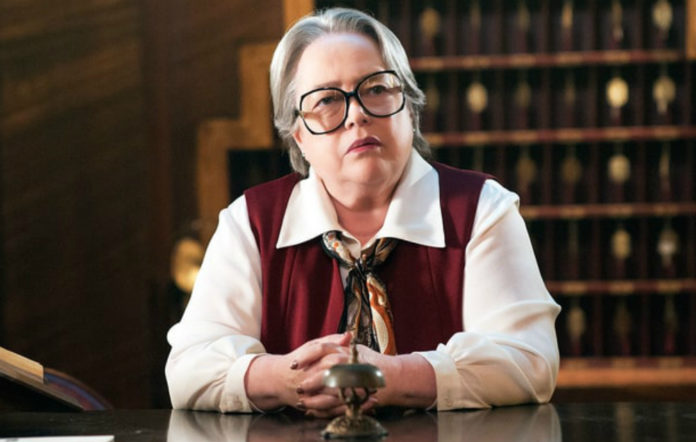 Kathy Bates is leaving 'American Horror Story' after four seasons