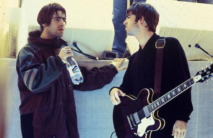 Gallagher brotherly feud