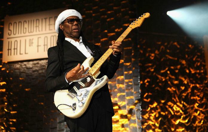 Nile Rodgers hospitalised