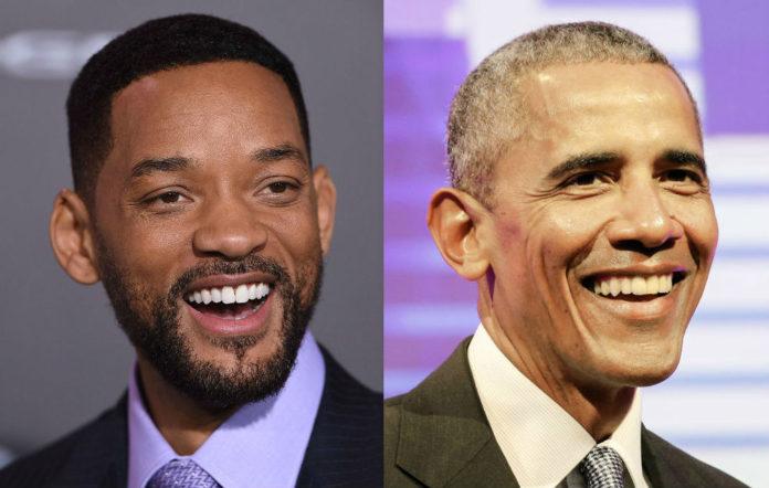 Will Smith Obama