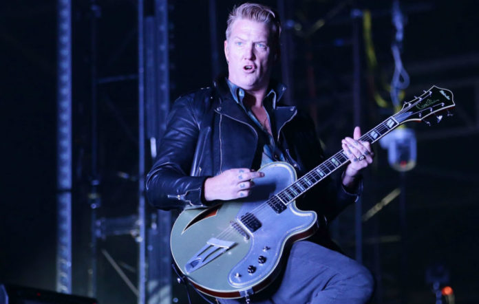 Queens of the Stone Age Villains focus group