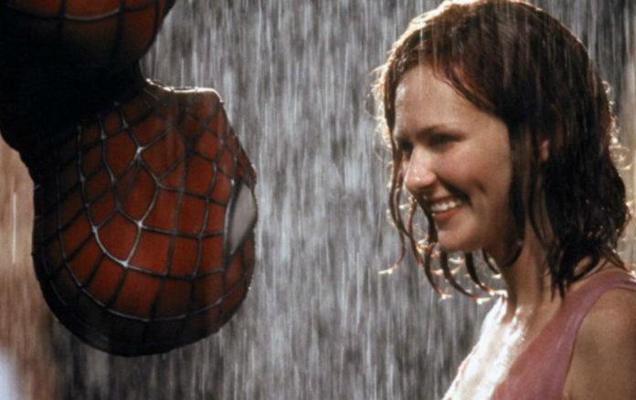 Kirsten Dunst in 'Spider-Man'
