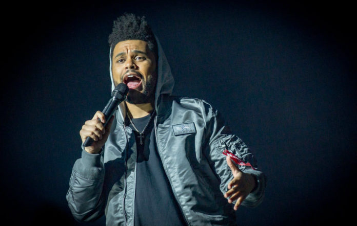 the weeknd unveils puma parallel collection