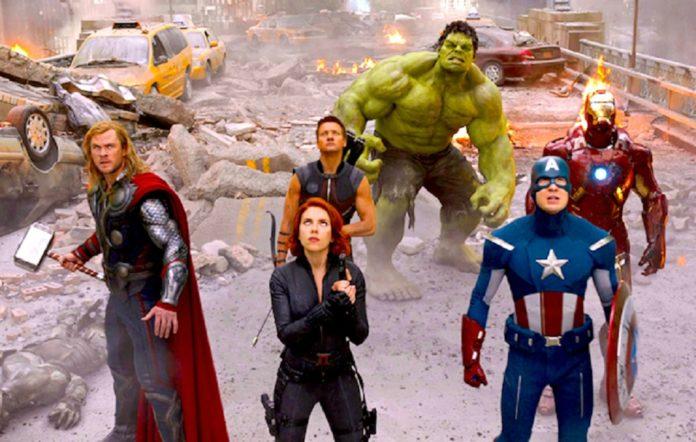 Avengers 4 Guardians