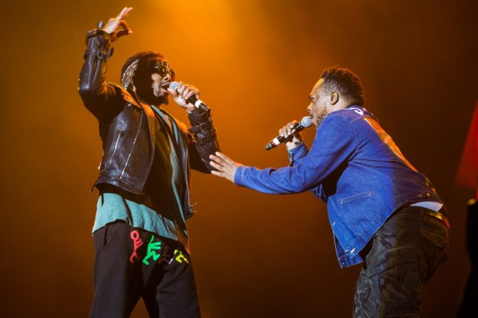 Bestival played host to A Tribe Called Quest's final show