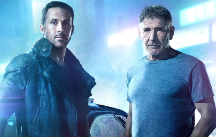 Harrison Ford forget Ryan Gosling