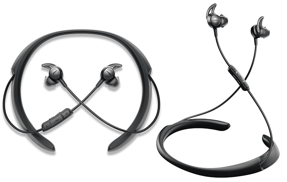 Bose QuietControl wireless headphones