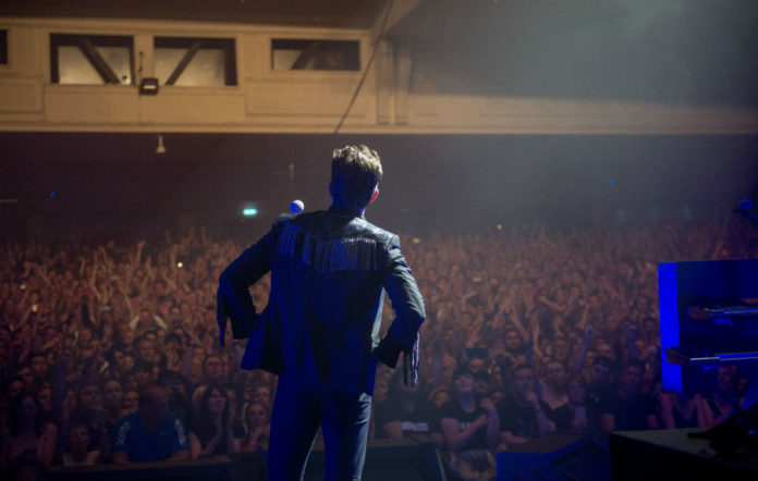 The Killers embark on a massive UK and European tour in November