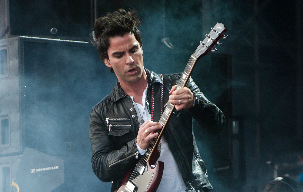 Stereophonics' Kelly Jones