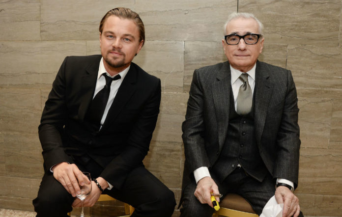 Leonardo DiCaprio Martin Scorsese the joker