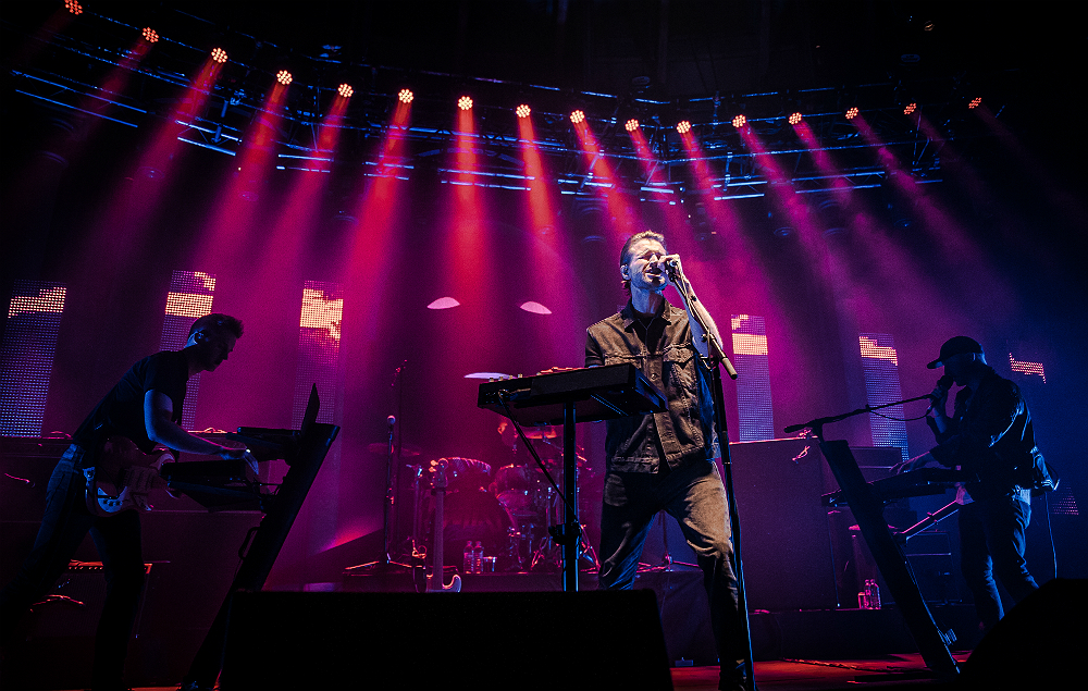 Wild Beasts live at The Roundhouse, London