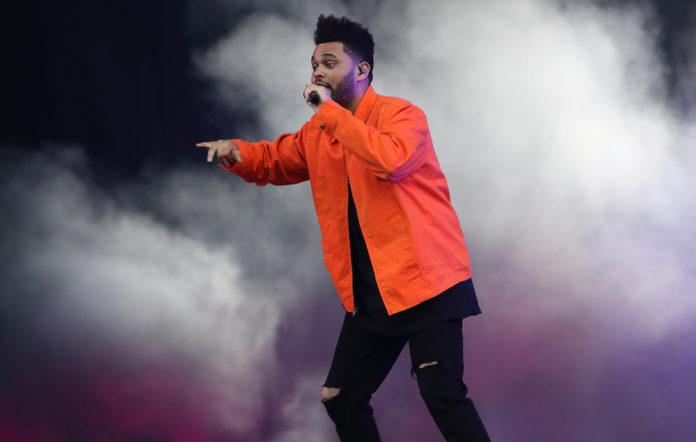 Weeknd tour crew