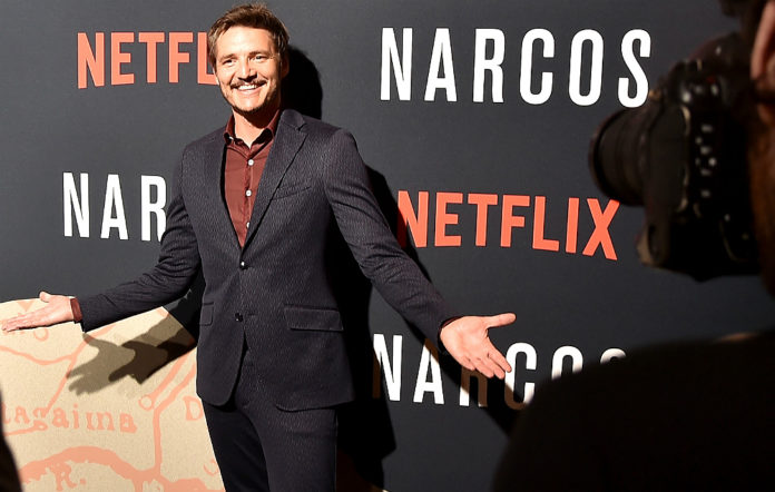 'Narcos' star Pedro Pascal