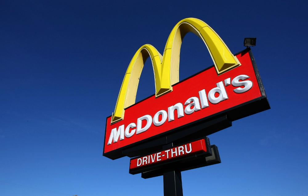 Donald Trump's McDonald's order equals 2,430 calories and 11g of fat