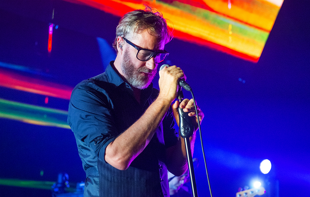 The National at Hammersmith Apollo, London