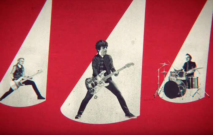 Green Day's 'Too Dumb To Die' video