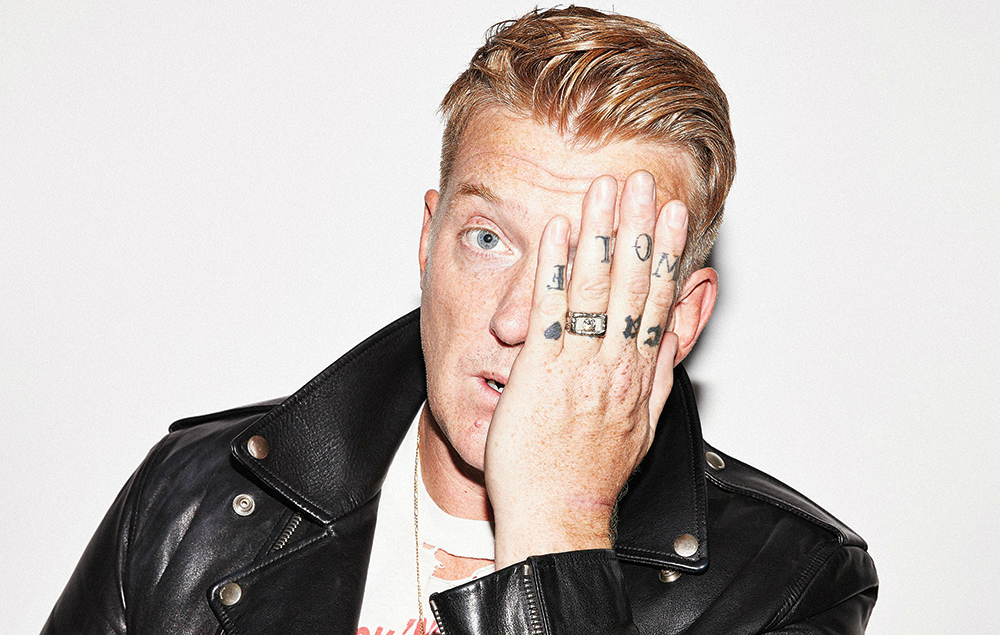 Queens Of The Stone Age's Josh Homme