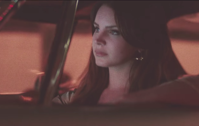 Lana Del Rey's 'White Mustang' video