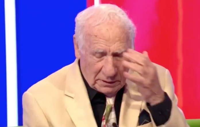 Mel Brooks on 'The One Show'